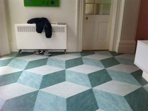 linoleum 3d effect the flooring group