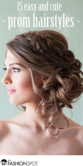 7 cute curly hairstyle ideas to try in 2016 best 25 cute prom hairstyles ideas on pinterest hair
