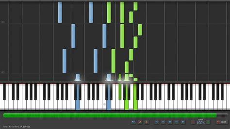 tutorial piano divenire ludovico einaudi divenire piano tutorial download midi