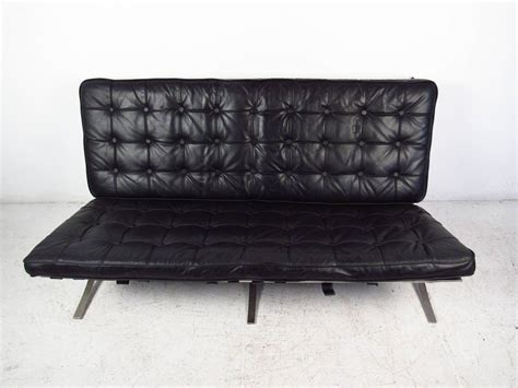 mies van der rohe sofa mid century style barcelona sofa ludwig mies van der rohe