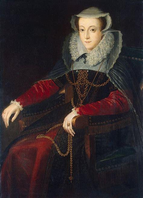 mara estuardo portrait of maria stuart hermitage museum