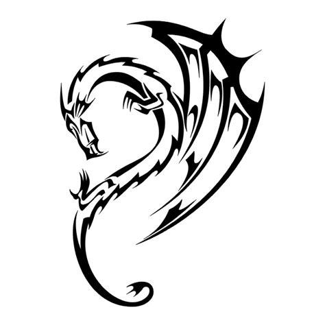 gambar tatto kupu kupu tribal gambar tribal binatang clipart best