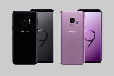 R Samsung S9 Samsung Unveils Galaxy S9 S9 Smartphones With Dual Aperture Cameras
