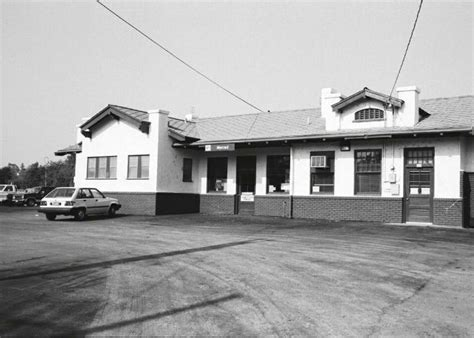 amtrak merced depot