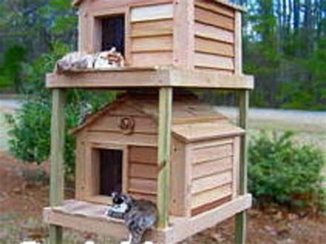 best house for winter cat house plans cool woodworking plans creative cat houses cat house plans