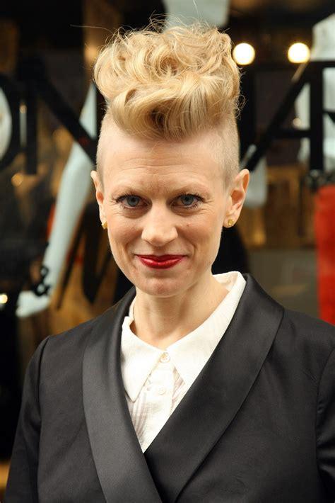 fashion star 2012 winner kara laricks in quot fashion star quot winner appears at h m