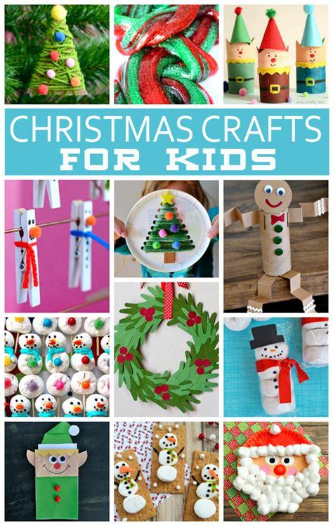 christmas crafts for kids eighteen25 bloglovin