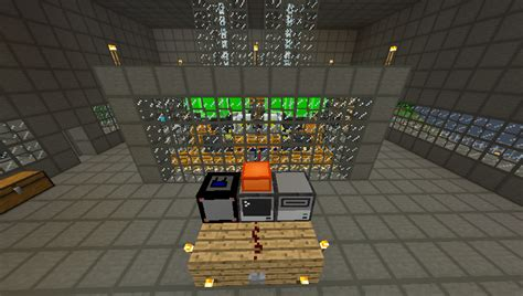 Minecraft Auto Planter by Fully Automatic Nuclear Power Plant In Tekkit Minecraft