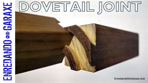 impossible curved dovetail joint youtube