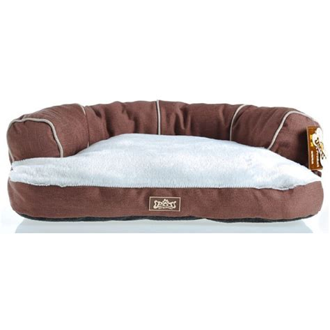 dog couches and beds kingpets comfortable dog sofa beds on sale free uk delivery