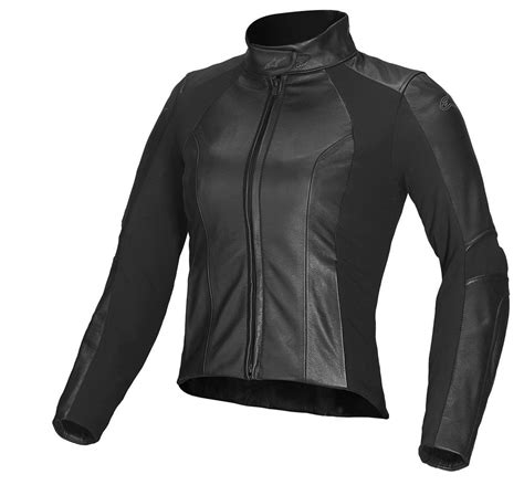 discount leather motorcycle jackets 429 95 alpinestars womens stella vika leather jacket 197035