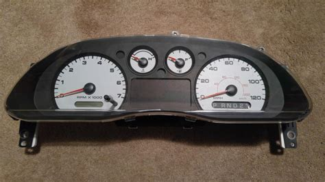 for sale gauge clusters silver and white ranger forums