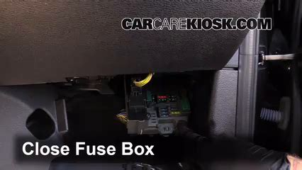 Interior Fuse Box Location 2007 2013 Bmw X5 2013 Bmw X5