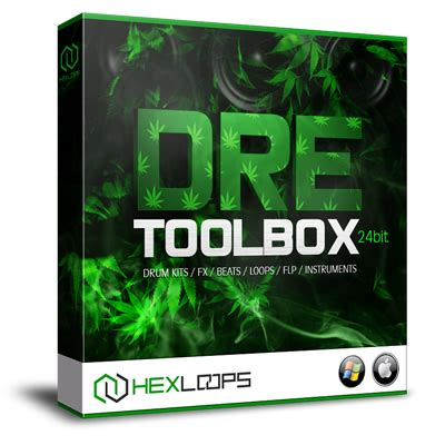Dr Dre Detox Drum Kit by Dre Toolbox Dr Dre Drum Kit Drum Sles Loops Pack