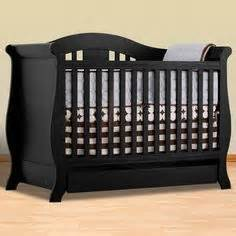 1000 ideas about black crib on cribs nursery
