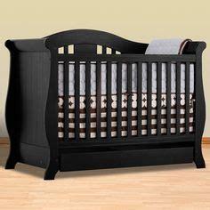 black baby crib 1000 ideas about black crib on cribs orange