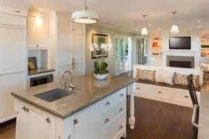 open plan kitchen design ideas open concept kitchen living room design ideas style
