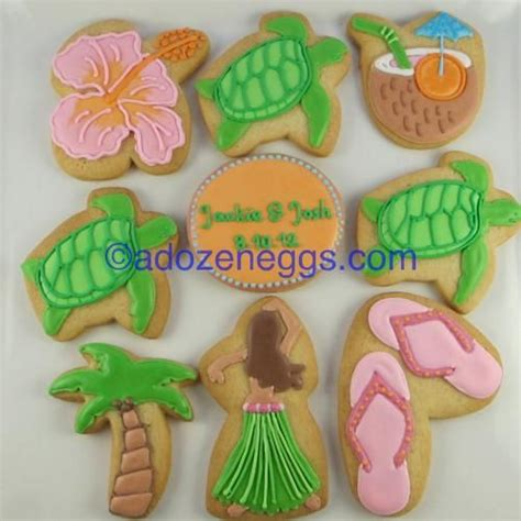 Summer Cookie Decorating Ideas by 18 Best Images About Cookie Decorating Summer On Starfish Wedding Cake