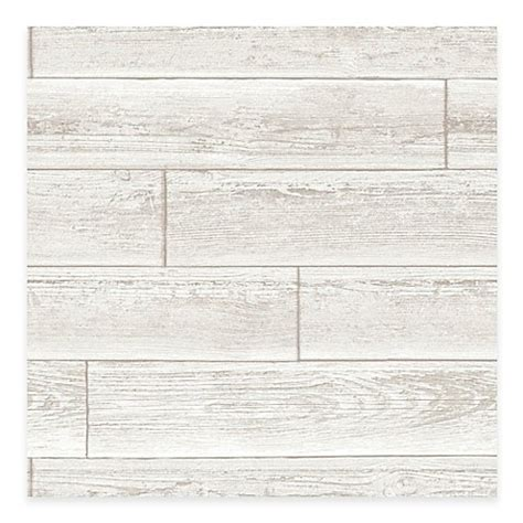 Peel And Stick Wainscoting by Wallpops 174 Nuwallpaper Wood Paneling Peel Stick