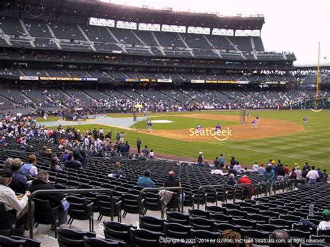 safeco field sections seattle mariners seating chart interactive map seatgeek