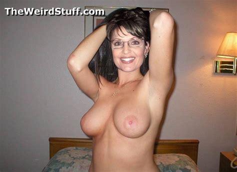 Sarah Palin Xxx Theweirdstuff Weird Links Archive