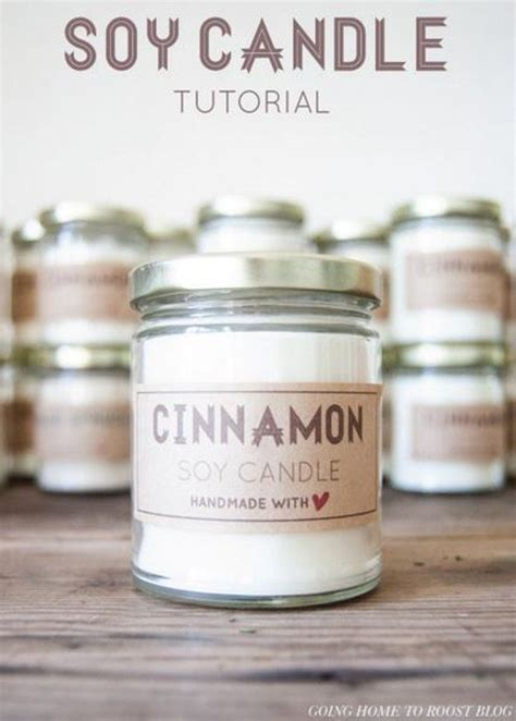 Handmade Candles - 17 best ideas about soy candles on