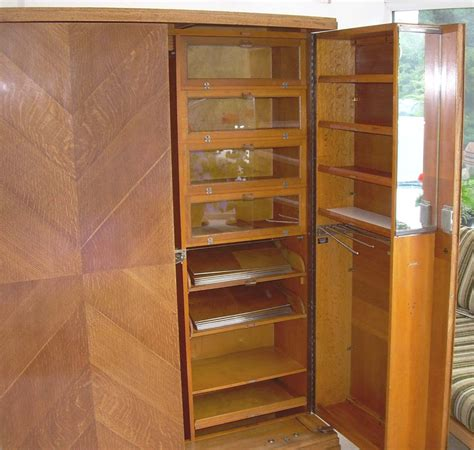 1930s Wardrobe by A Gentlemans Compactum Wardrobe Antiques Atlas