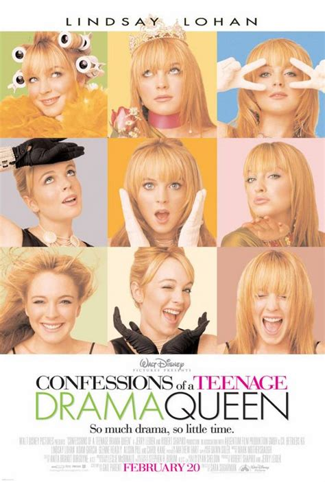 film drama queen confessions of a teenage drama queen movieguide movie