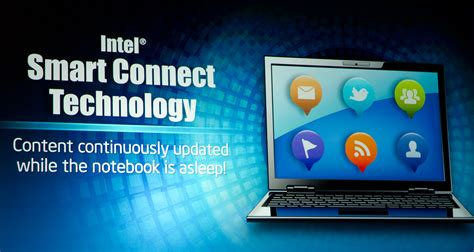 smart technology new intel marketing terms smart connect rapid start