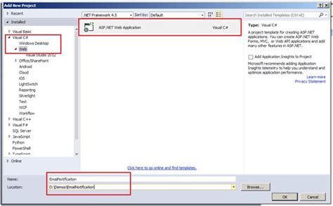 email templates for asp net email notification using web api 2 in asp net mvc 5