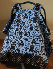 How To Make Car Seat Canopy by Car Seat Canopy Pattern