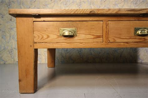 edwardian antique pine coffee table antiques atlas