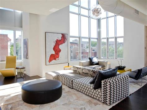 modern chic decor modern penthouse remodel andreas charalambous hgtv