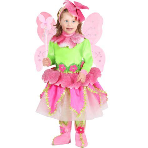 vestito da fiore carnevale costume vestito carnevale bambina farfallina fiori fatina