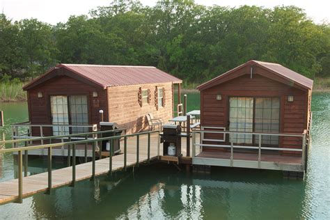 Floating Cabins At Lake Murray by Home Apps Gracesoft