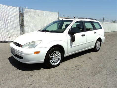 how to sell used cars 2002 ford focus engine control buy used 2002 ford focus se wagon 4 door 2 0l no reserve in orange california united states