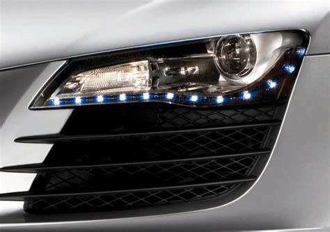 audi r8 headlights led headlights think audi r8 scion xb forum