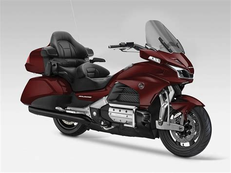 honda goldwing 2018 honda gold wing behemoth leaks with front
