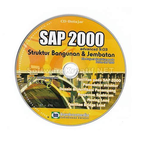 tutorial sap jembatan jual video tutorial sap 2000 versi 9 03