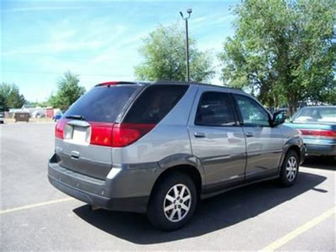 buick pre owned cars find used 2004 buick rendezvous pre owned suv in