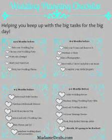 free printable wedding planning checklist real advice gal