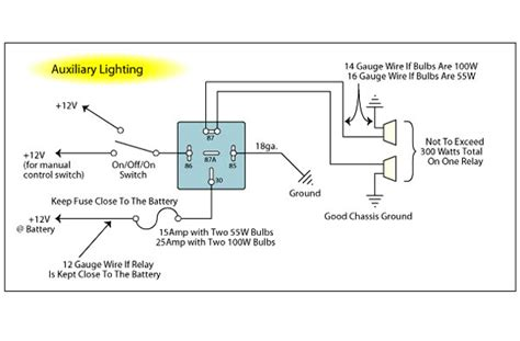 wiring diagram for relays 12 volt 12 volt relay 56006707
