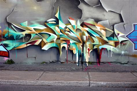 Graffiti with an Energetic Flow   Scene360