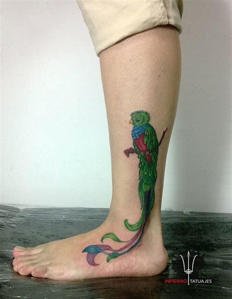 watercolor quetzal tattoo quetzal jewelry marks tatoo