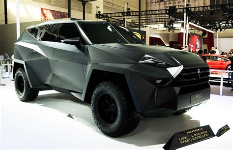 what luxury car does honda make china gets into stealth mode with the iat karlmann king suv