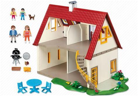 playmobil house playmobil set 4279 suburban house klickypedia