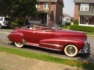 Vintage Pontiacs For Sale 1948 Pontiac Torpedo Convertible For Sale On Car And