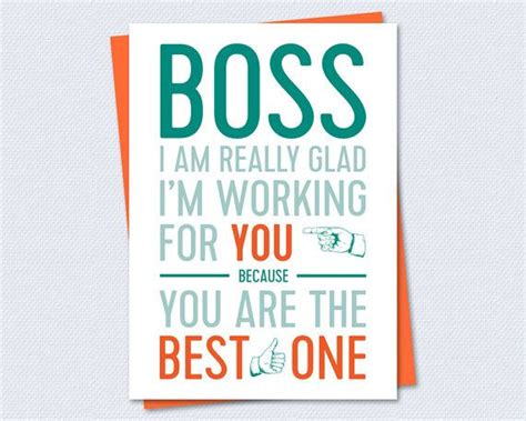 printable christmas cards for a boss printable card working for best boss instant pdf