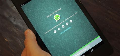 whatsapp apk for android tablet whatsapp free and install on an android tablet neurogadget
