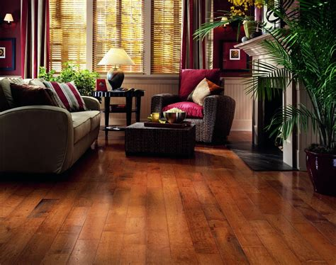 Floor Decorations by 20 Amazing Living Room Hardwood Floors